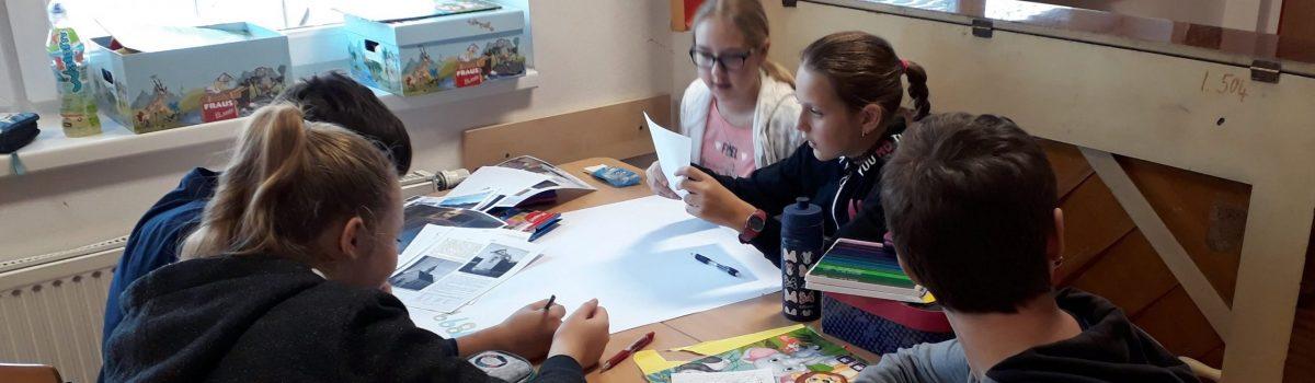 Projektový den – 130 let školy a výročí 17. listopadu