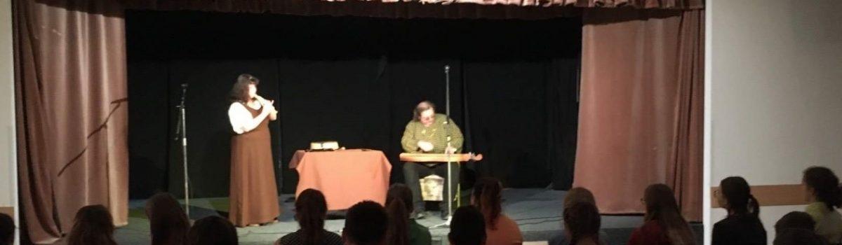 Představení o Keltech