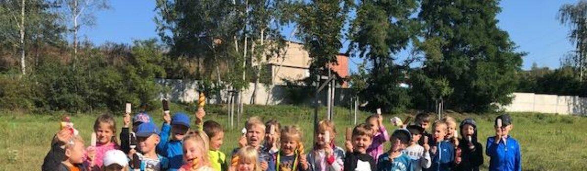 Zahájení nového školního roku ve školce