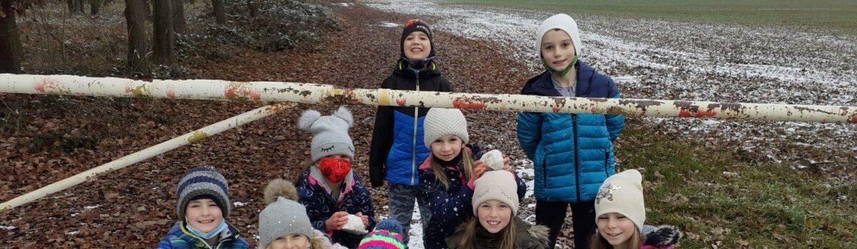 Málo sněhu, ale hodně radosti!