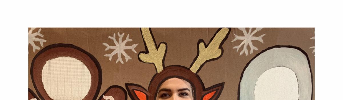 Vánoční focení trochu jinak :-)