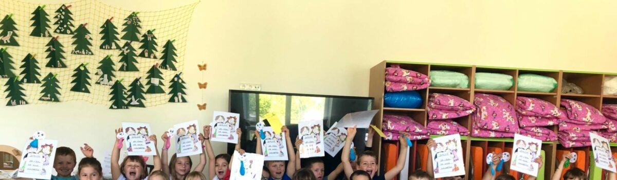 Den dětí- Třída U Soviček